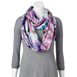 Apt. 9 - Floral Infinity Scarf