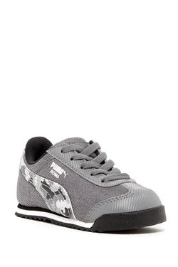 Roma - Denim Camo Sneaker