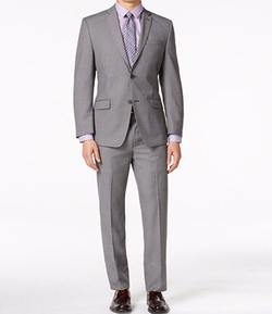 Marc New York By Andrew - Pindot Slim Fit Suit