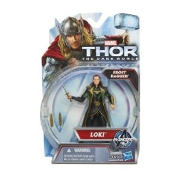Thor - Thor: The Dark World Loki Figure