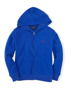 Polo Ralph Lauren - Full-Zip Fleece Hoodie