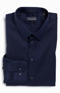 CALIBRATE - Trim Fit Non-Iron Dress Shirt