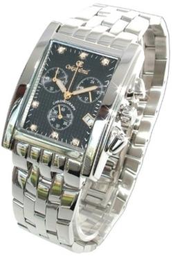 Oskar Emil - Gents Rodez Diamond Chronograph Watch