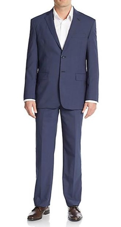 Yves Saint Laurent  - Modern-Fit Wool Suit