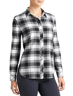 Athleta - Lumberjill Shirt