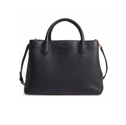 Tory Burch - McGraw Leather Tote Bag