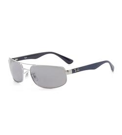 Ray-Ban - Square Wrap Sunglasses