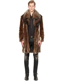 Roberto Cavalli - Faux Fur Coat