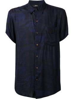 Neuw  - Short Sleeve Printed Shirt