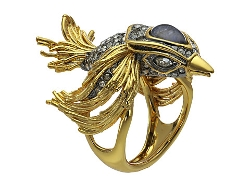Alexis Bittar - Phoenix Fashion Ring