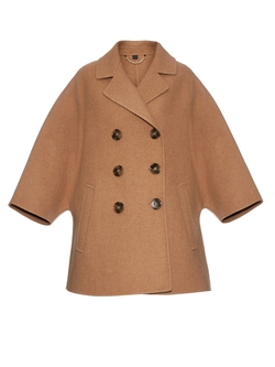 Burberry Prorsum - Double- Breasted Wool Coat