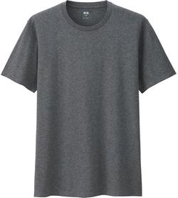 Uniqlo - Supima Cotton Crew Neck T-Shirt