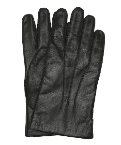 Portolano - Leather And Lambswool Lined All Tech Gloves