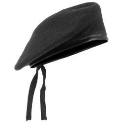 Mil-Tec  - Beret Black