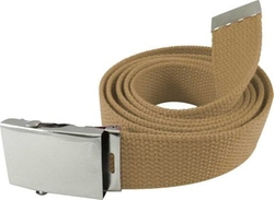 JTC Belt  - Military Style Canvas Web Belt