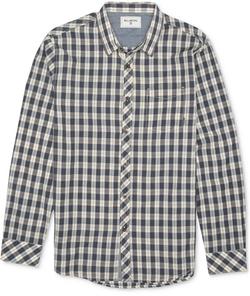 Billabong - Riviera Plaid Long-Sleeve Shirt