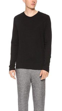 T By Alexander Wang - Classic Long Sleeve Tee Shirt