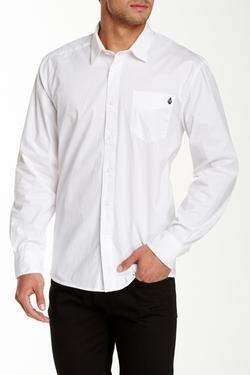 Volcom - Vex Factor Solid Long Sleeve Shirt