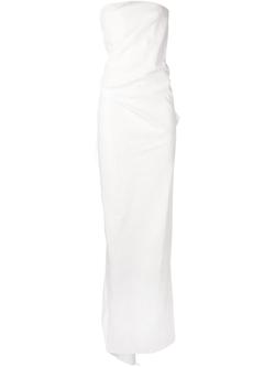Lanvin   - Bustier Bridal Gown