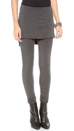 Riller & Fount  - Max Leggings with Attached Skirt