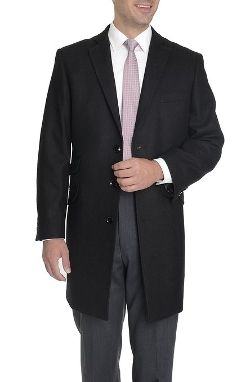 Private Label - Wool Blend Overcoat