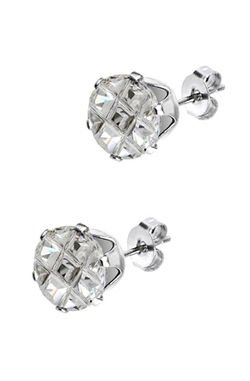 Inblue - Stainless Steel Studs Earrings