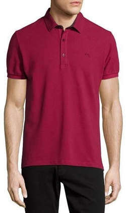 Etro - Short-Sleeve Polo Shirt