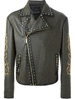 Versace - Studded Jacket