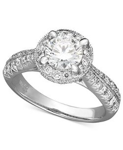 X3  - Certified Diamond Ring