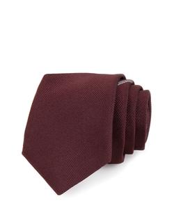 John Varvatos - Solid Stripe Skinny Tie