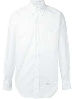 Thom Browne   - Classic Button Down Shirt