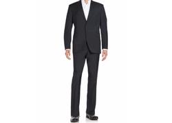 Saks Fifth Avenue  - Slim-Fit Wool Suit