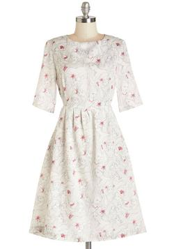 ModCloth - Today's Muse Dress