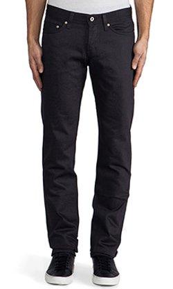 RevolveMan - Weird Guy Navy Selvedge Chino Pants