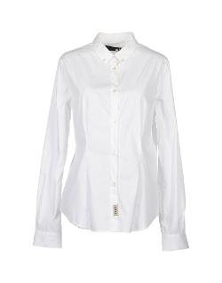 Love Moschino - Solid Button Down Shirt