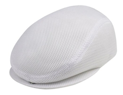 The G Cap - Newsboy Elastic Ivy Cap
