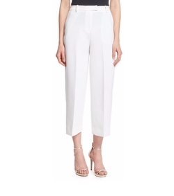 Michael Kors - Wide-Leg Cropped Pants
