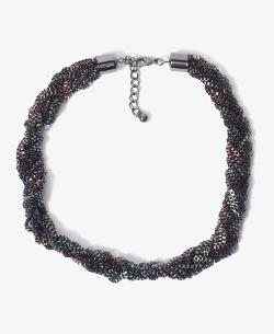 Forever 21 - Braided Box Chain Necklace