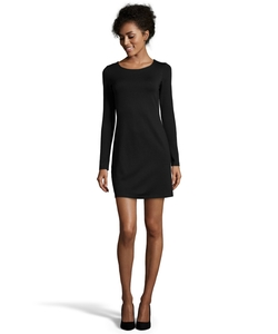Wyatt - Jersey Long Sleeve Sheath Dress