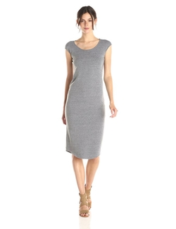 Monrow - Cap-Sleeve Dress