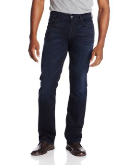 7 For All Mankind - Straight-Leg Luxe Performance Jeans