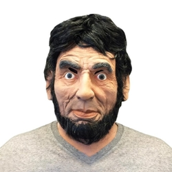 Off The Wall Toys - Abraham Lincoln Face Mask