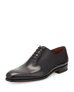 Magnanni - Leather Lace-Up Shoes