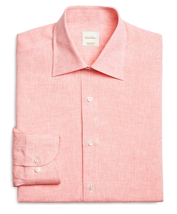 Brooks Brothers - Linen Luxury Dress Shirt