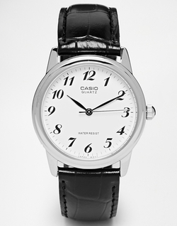Casi - Leather Strap Watch