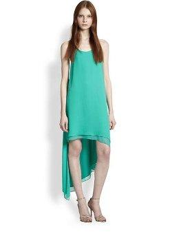 Bcbgmaxazria  - Lienna Hi-lo Tank Dress