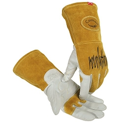 Caiman - Top Grain Goatskin Welding Gloves