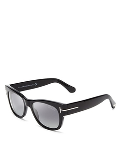 Tom Ford  - Cary Polarized Wayfarer Sunglasses