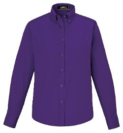 North End - Long Sleeve Twill Button Down Shirt