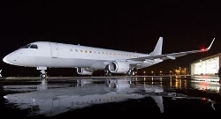 Embraer - 2010 EMB-190 LINEAGE 1000 Airplane